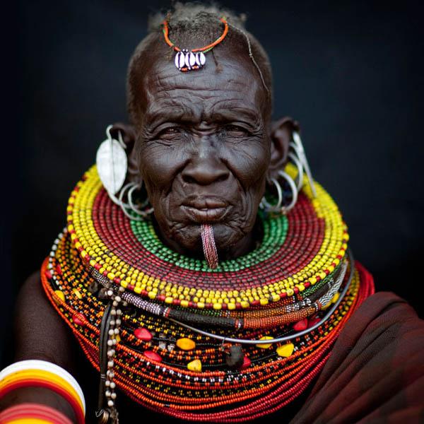 Tribu Turkana - circuit au lac turkana