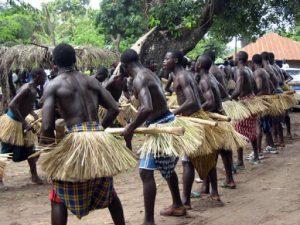 Cérémonie Diola, Casamance - Sénégal