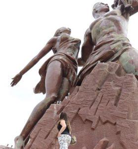 Monument de la Renaissance Dakar