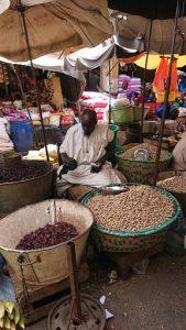 marché à dakar