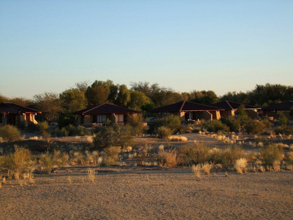 Augrabies falls rest camp
