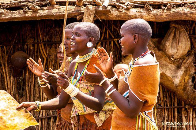 Datogas Tanzanie, safari en Tanzanie