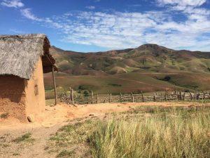 Paysages Hauts Plateaux Madagascar
