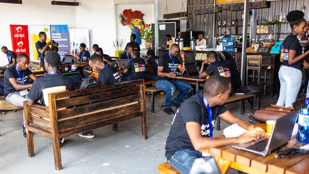 Start up Kigali - Team building au Rwanda