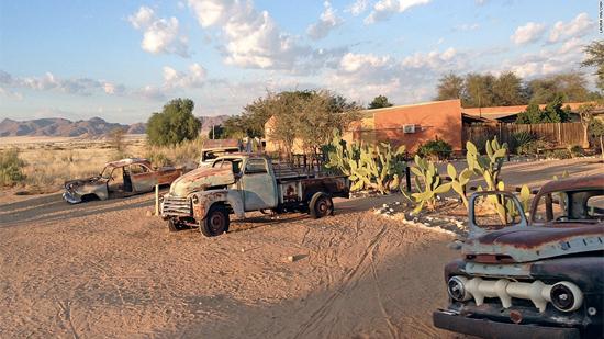 Désert du Namib - autotour en Namibie
