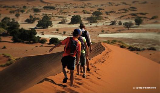 Voyage en Namibie en famille