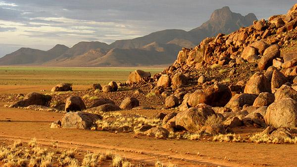 Réserve de Namib Rand - Voyage en Namibie en famille