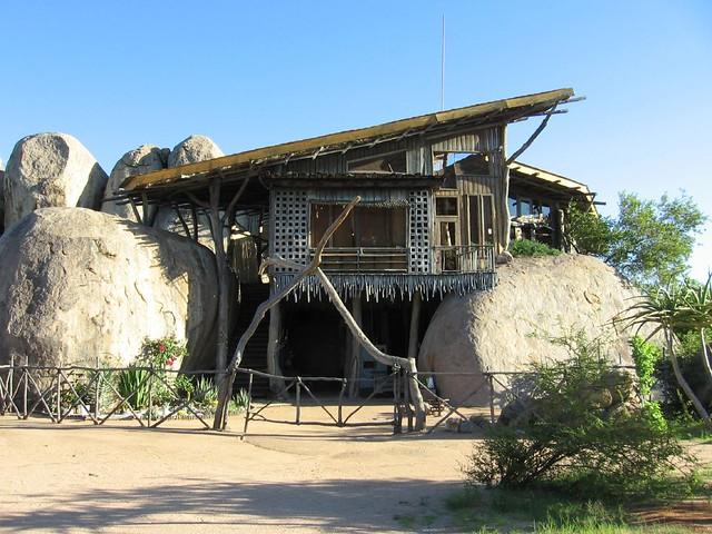 Onjowewe Rock House - Voyage en Namibie en famille