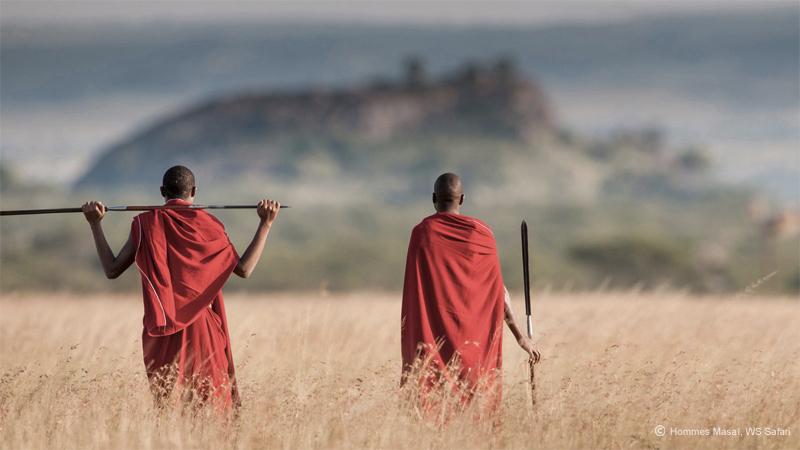 Masaai Tanzanie