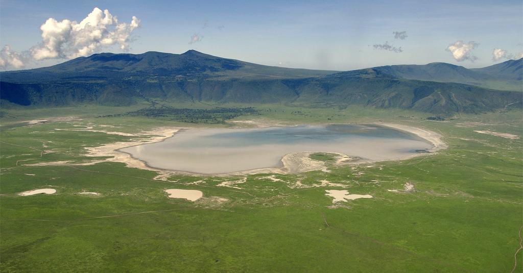 Ngorongoro, safari en Tanzanie