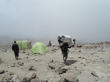 Mont Kilimandjaro, Tanzanie
