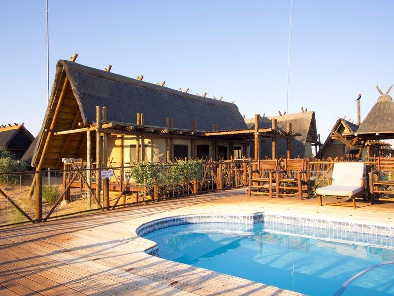 Xaus lodge - Kalahari