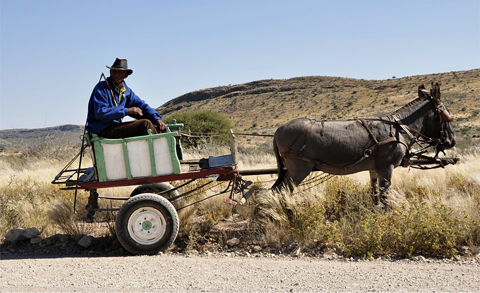 Village Namibie - autotour en Namibie