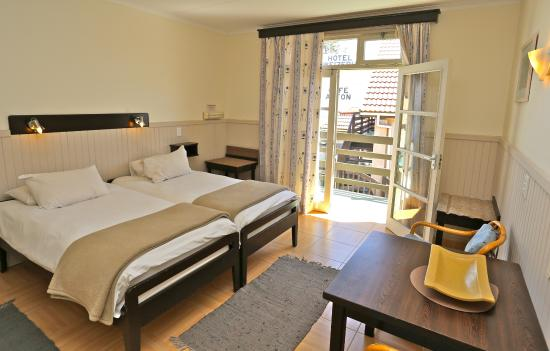 hotel-pension-rapmund Namibie