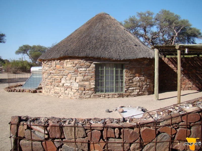 Camp Purros, Namibie