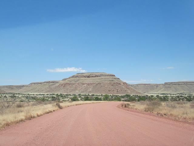autotour désert du Kalahari