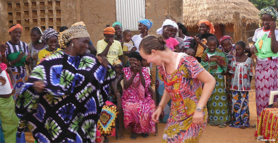 immersion au sénégal