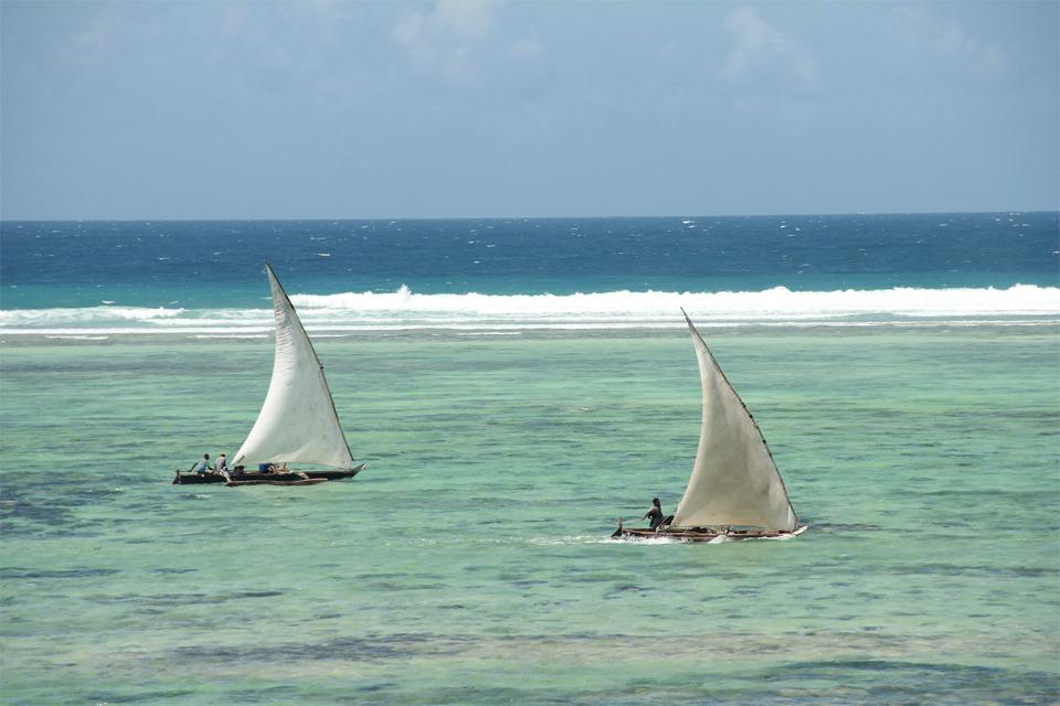 plages de zanzibar, Tanzanie