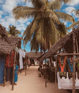 Village de Nosy Bé