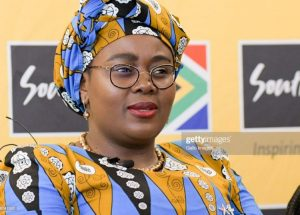 Ministre Tourisme Afrique du Sud