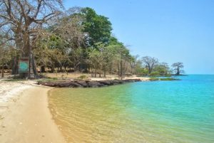 belles plages guinée bissau
