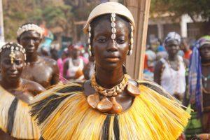 Femme Bijago