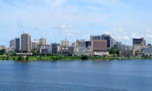 Vue Panoramique d'Abidjan