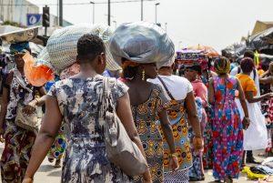 Marché Adjamé - Côte d'Ivoire