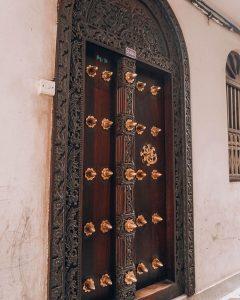 Porte Zanzibar - architecture
