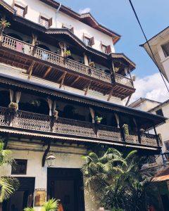 Stone Town Zanzibar - architecture zanzibar