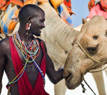 Maasaï, safari et plage kenya
