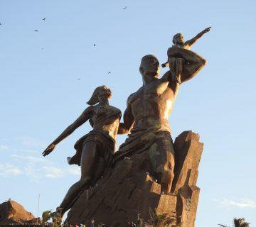 Monument de la Renaissance - Senegal