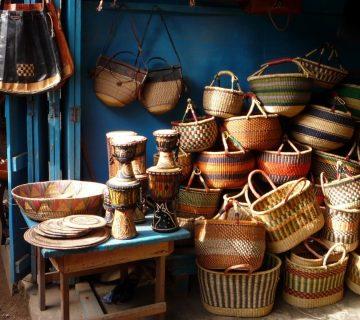 Artisanat du Ghana - Voyage au Ghana