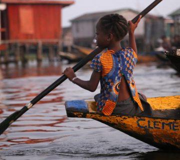 Ganvié Bénin