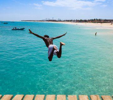 Découvrez Santa Maria, Sal lors de votre voyage culturel et balnéaire au Cap-Vert