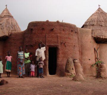 Tata Somba Bénin- Circuit au Bénin